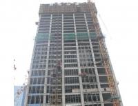 盐城第一高楼-盐城B1地块商业发展综合项目楼