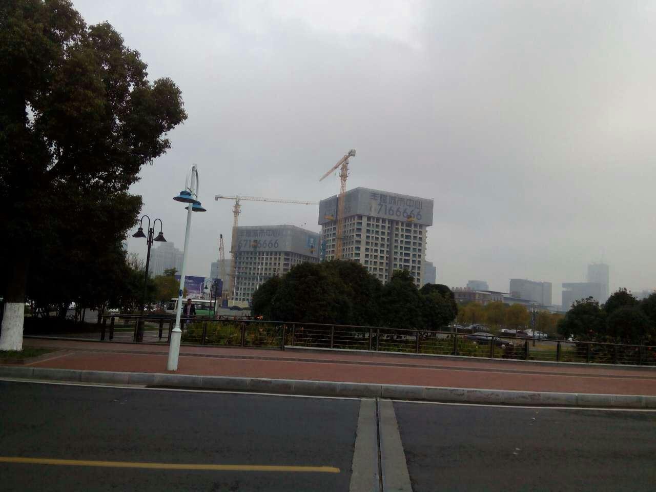 苏州丰隆城市中心T1、T3楼